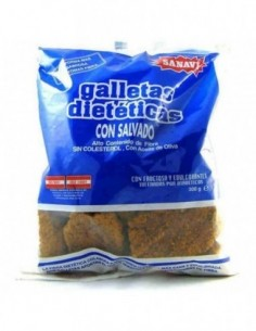 Galletas con Salvado 300gr...