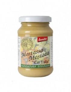 Ingredientes de Salsa Mostaza Fina Cal Valls de Demeter