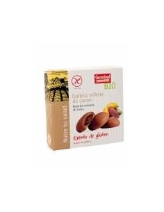 Galletas Rellena De Cacao Sin Gluten 200g de Germinal Eco Bio.