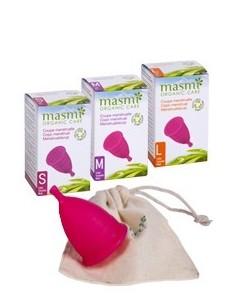 Copa Menstrual ecológica Organic Care