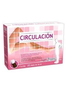 Circulation - Nutriorgans