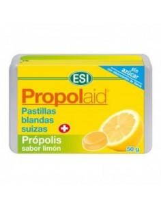 Propolaid Pastilla Blanda Suiza sabor Limón ESI