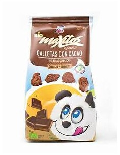 Galletas Maxitos al cacao