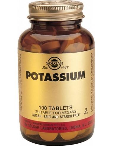Potasio (como gluconato) 100...