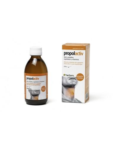 Propolactiv jarabe 250 ml -HERBORA-