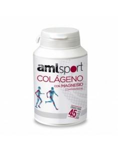 Colágeno con magnesio AML sport 270 comprimidos