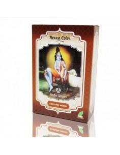Tinte natural henna castaño Radhe Shyam