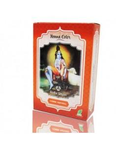 Tinte Henna Cobre Natural Radhe Shyam