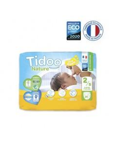 Pañal biodegradable ecológico Tidoo Nature T2