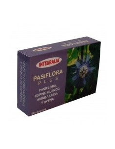 Pasiflora Plus 60 cápsulas Integralia