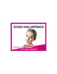 Ácido hialurónico en cápsulas de Integralia