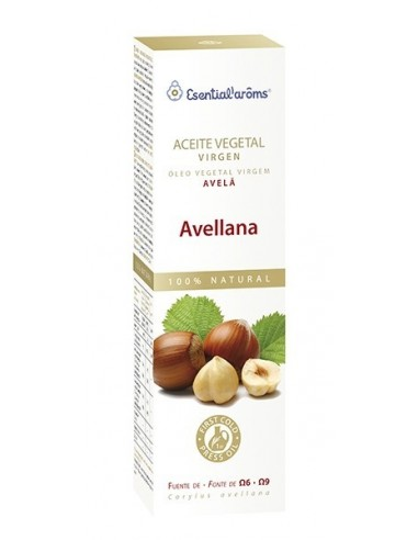 AVELLANA (virgen) aceite vegetal...