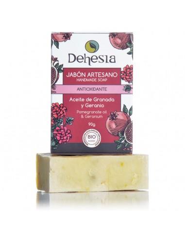 Jabón Artesano Antioxidante BIO con...