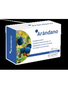 Arándano en Fitotablet 60 comprimidos de eladiet