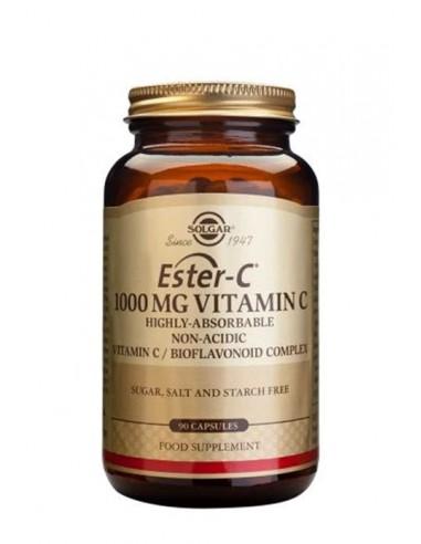 Ester-C® Plus Vitamina C 1000 mg - 90 Comprimidos