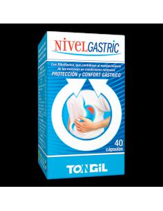 Nivelgastric protector gástrico de Tongil 40 cápsulas