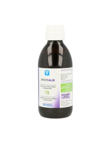 Ergycalm 250 ml Nutergia