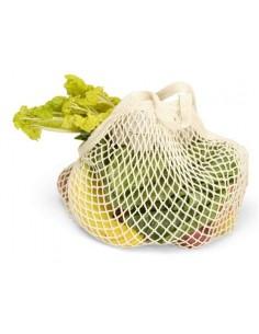 Bolsa para la compra de algodón orgánico