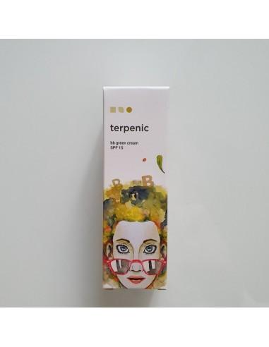 crema facial BB Green Cream SPF15