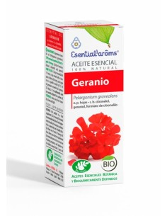 Aceite Esencial de Geranio de Esential Aroms