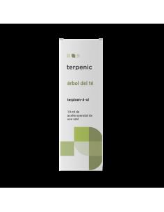 Aceite Esencial Bio Árbol del té Terpenic