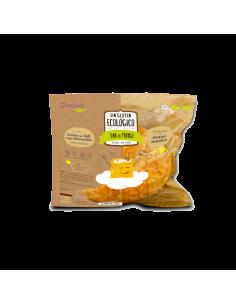 Pan de pueblo con harina de teff y trigo sarraceno sin gluten ecológico