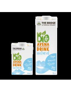 Bebida de avena BIO The Bridge