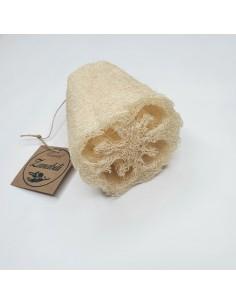 Esponja natural vegetal de luffa de Zanabili