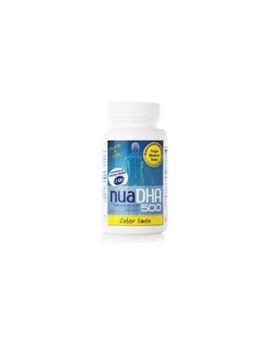 NuaDHA 500 mg 30 cápsulas masticabes...
