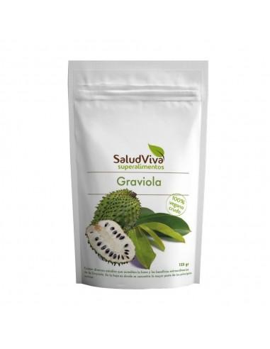 Graviola en polvo ecológica 100gr Salud Viva