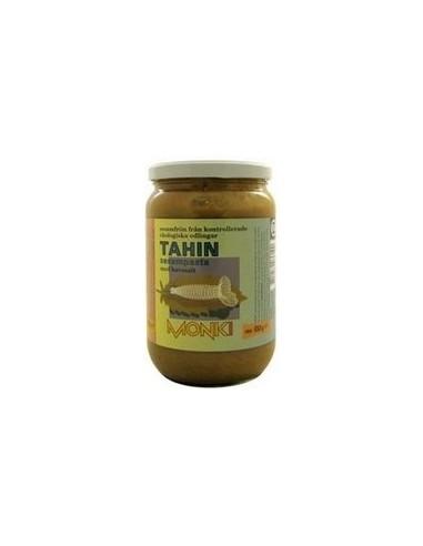 Tahini tostado 650g Monki