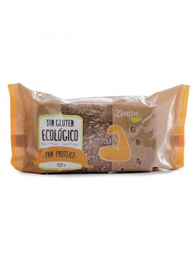 Pan Proteico Body Sin Gluten 260gr Bio - Zealia