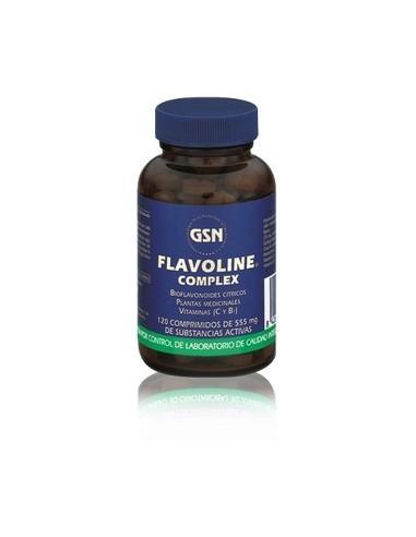 Flavoline complex
