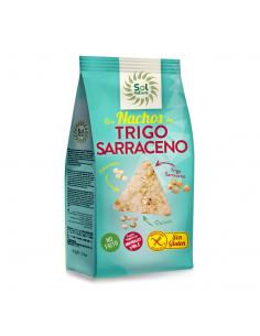 Nachos de Trigo Sarraceno BIO Sol Natural