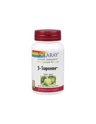 3 Supreme 200 mg 30 cápsulas...