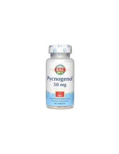 Pycnogenol 50 mg 60 comprimidos Kal
