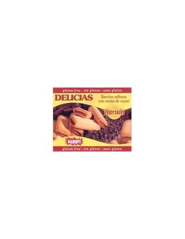 Delicias sin gluten 150g (6*25g) Sanavi