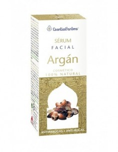 Serum facial de Argán Esential Aroms 15 ml