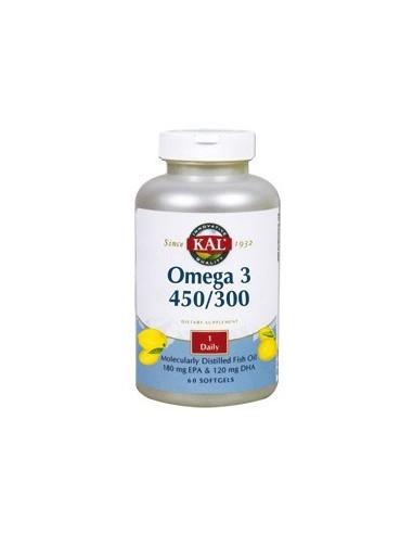 Omega 3 450/300 60 perlas Kal