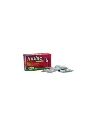 Inulac 30 tabletas Soria Natural