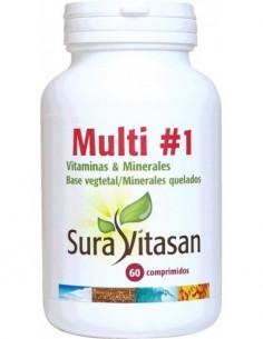 Multi 1 vitamins & minerals...