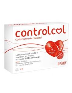 Controlcol 60 comprimidos...