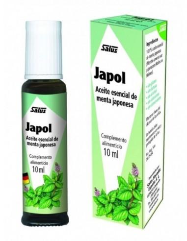 Japol 100% aceite esencial de menta japonesa