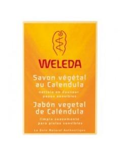 Jabón vegetal de Caléndula de Weleda