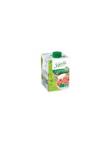 Crema para Cocinar de Soja BIO Cuisina Sojade 200ml