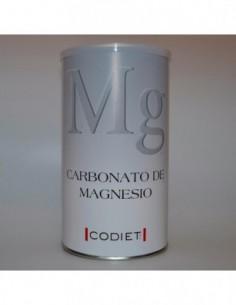 Carbonato de Magnesio en polvo 100% de Codiet