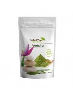 Té Verde Matcha en polvo de Salud Viva