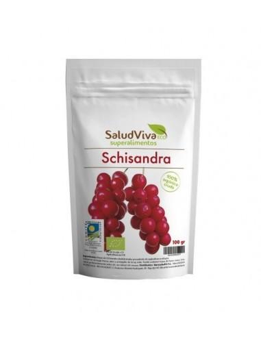 Schisandra ecológica de Salud Viva 100 gr