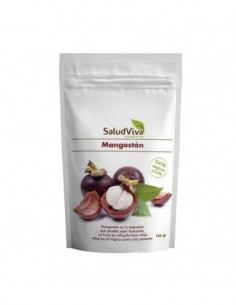 Mangostan en polvo 125 gr Salud Viva