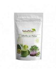 Alfalfa en polvo ECO 200gr